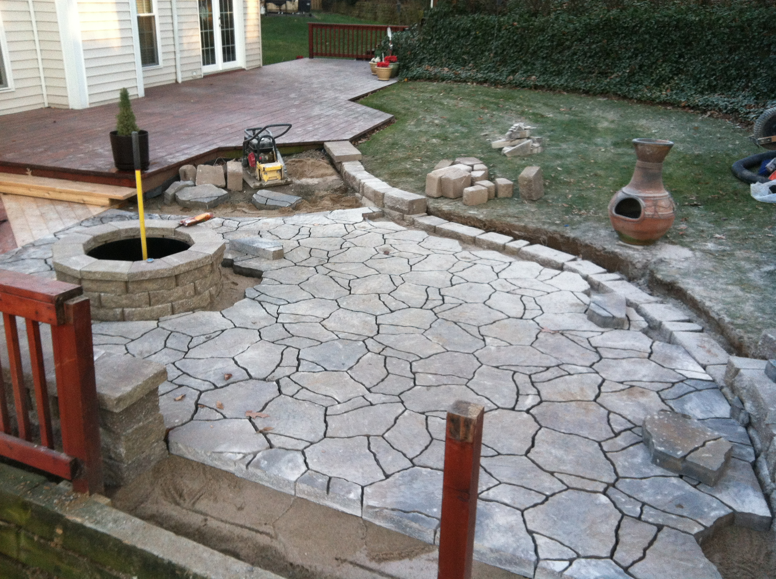 St Louis Patio Design & Constuction