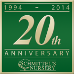 schmittels nursery 20th anniversary
